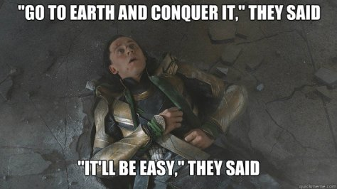 Loki Limitations
