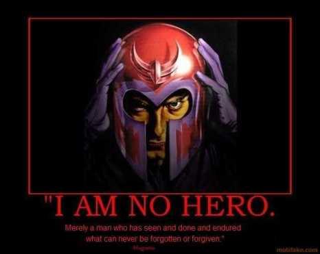 Magneto End Goal